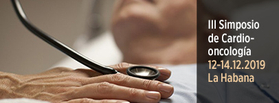 Cardio oncología 2019