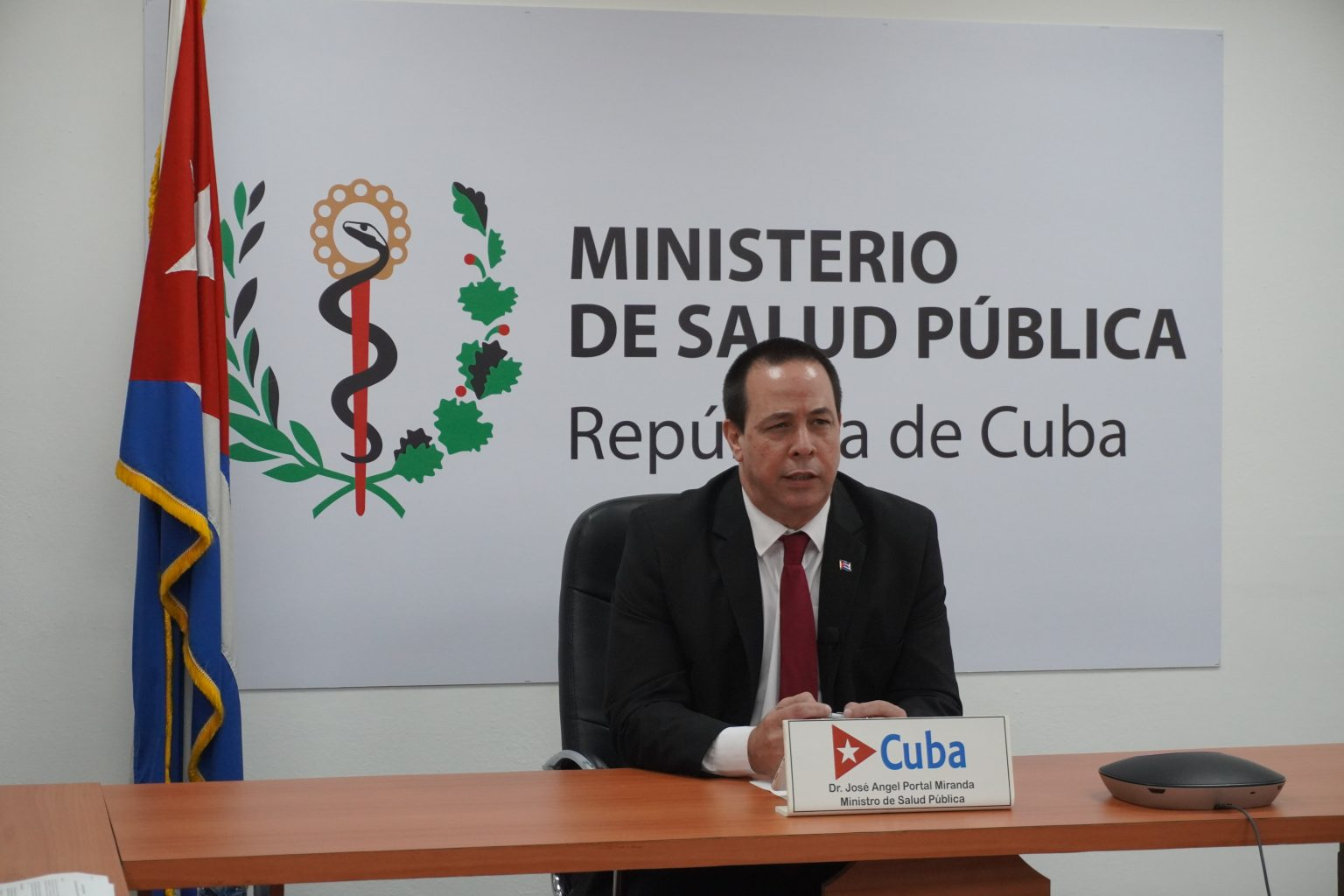 Reitera Cuba disposición a cooperar y compartir experiencias en enfrentamiento a la Covid-19