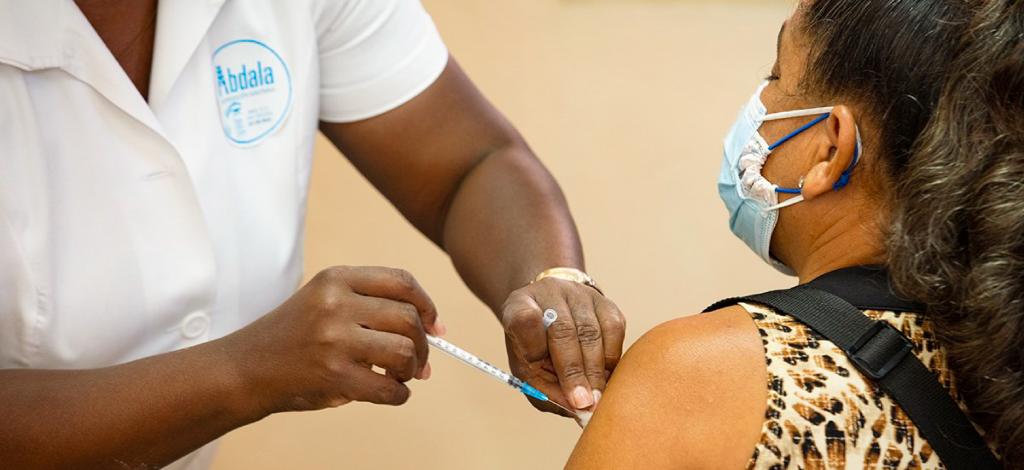 Esmeralda ready for starting vaccination with Abdala
